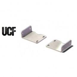 UCF TJ B-Hoop Mounting Plates
