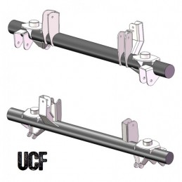 UCF TJ Rear Axle Bracket...