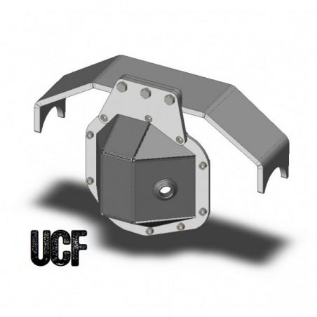 UCF Dana 70 Rear Truss System