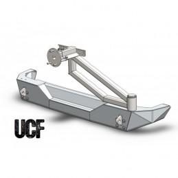 UCF Aluminum Rear Bumper &...