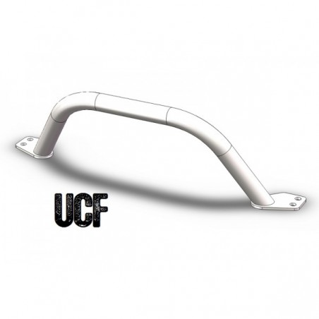 UCF Winch Hoop for Jeep Wrangler TJ & LJ