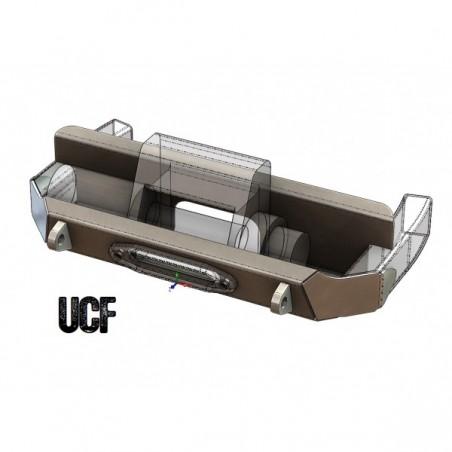 UCF YJ & TJ Rock Crawler Front Bumper