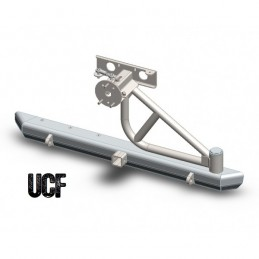 UCF Steel Rear Bumper with...