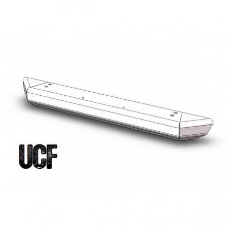 UCF Steel Front Bumper for Jeep Wrangler TJ & LJ