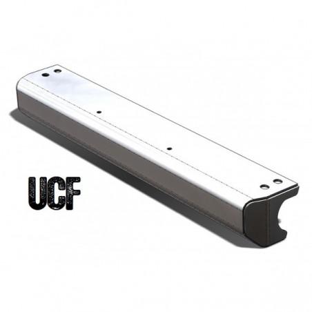 UCF Aluminum Frame-Width Front Bumper for Jeep Wrangler TJ & LJ