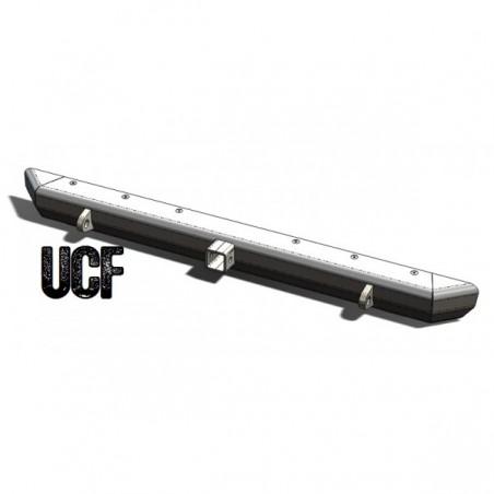UCF Aluminum Rear Bumper for Jeep YJ & TJ