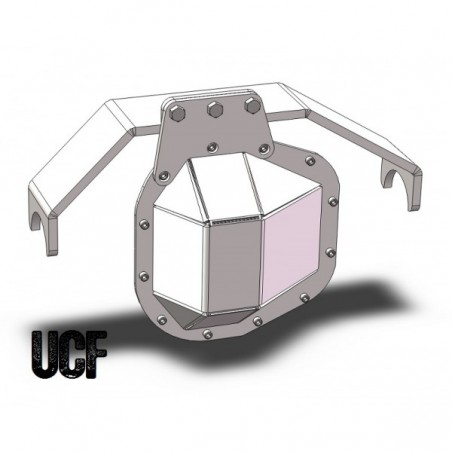 "UCF Ford Sterling 10.25""/10.5"" Rear Truss System"