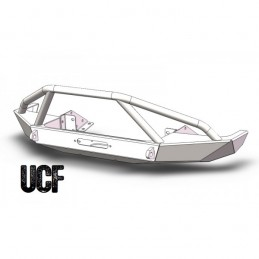 UCF Steel Front Bumper for...