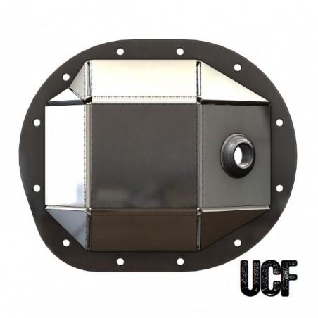 UCF WK/XK QDII Chrysler 8.25 HD Diff Cover (DIY Kit)