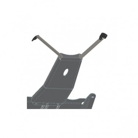 UCF Aluminum Engine Skid Plate for '87-'95 YJ (2.5l)