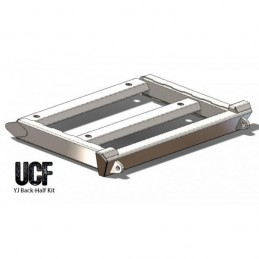 UCF Jeep YJ Back-Half Kit
