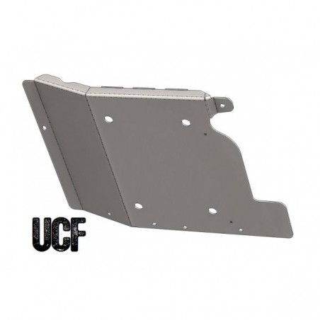 UCF Transfer Case Skid for '07-'18 JK (Carbon Steel)