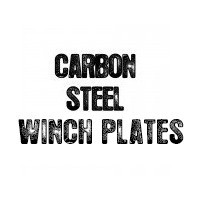 Carbon Steel Winch Plates
