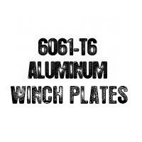 Aluminum Winch Plates