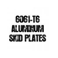 Aluminum Engine Skids
