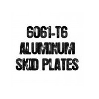 Aluminum Transfer Case Skids